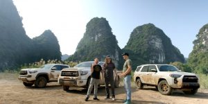 Asia Film Fixers provides production support (and helicopters) to Toyota TRD Pro Challenge Vietnam